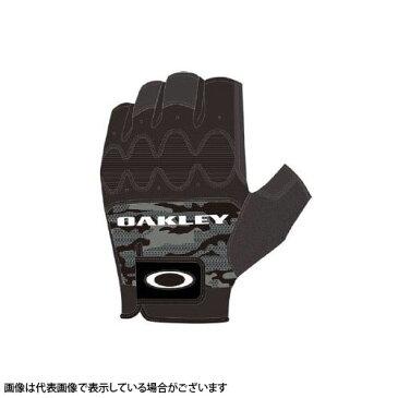 【お買い物マラソン最大43倍!要エントリー】Oakley(オークリー) HALF FINGER GLOVE 4.0 94294JP-00G BLACK PRINT L【4/9 20:00〜4/16 01:59】