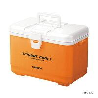 シマノ クーラーボックス LC−007L オレンジ