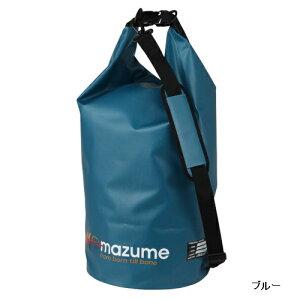 mazume(マズメ) ウォータープルーフバッグ  ブルー 33L