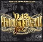 DJ TAKA,DJ U.M.E,DJ COO,DJ TBC-G... / 043 WEST COAST STAGE MIX VOL.3