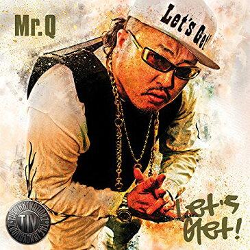 【¥↓】 Mr.Q / Let's Get! (CD+DVD)