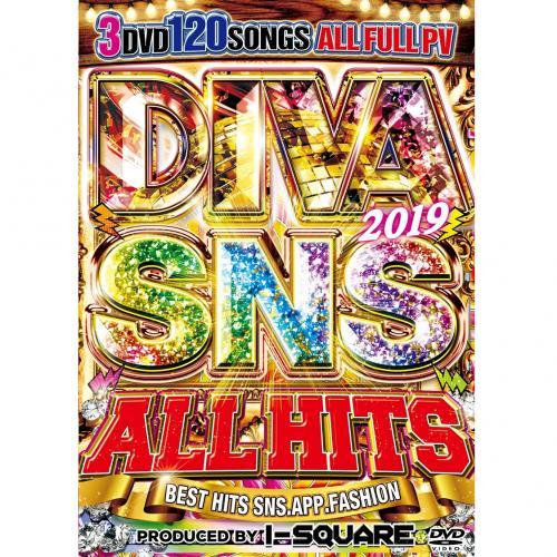 I-SQUARE / DIVA 2019 SNS ALL HITS (3DVD)