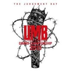 ULTIMATE MC BATTLE GRAND CHAMPION SHIP 2013 (UM…