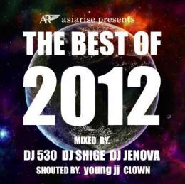 DJ SHIGE,DJ 530,DJ JENOVA / THE BEST OF 2012