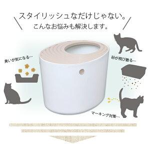 猫のトイレ問題を解決