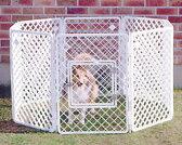 送料無料 ペットサークル H-908ホワイト [犬サークルケージゲージハウスペットサークルアイリスオーヤマ] キャットランド