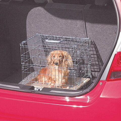折りたたみケージ OKE-450 犬 ケージ ペット 簡易 ゲージ おでかけ 旅行 遠出 移動用 車 折りたためる サークル ハウス キャリー 室内 犬小屋 キャリーケース アイリスオーヤマ キャットランド 楽天