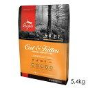 オリジン キャット&キティ 5.45kg 全猫種 全年齢 送料無料 キ猫 フード