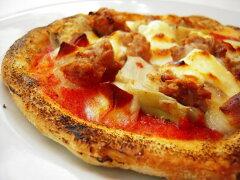 イタリアンソーセージとアーティチョークのピッツァ/ナポリピッツァ・ピザ/冷凍20cm
