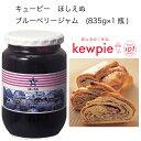 【業務用】キューピー ほしえぬ  ブルーベリージャム (835g×1瓶) 1