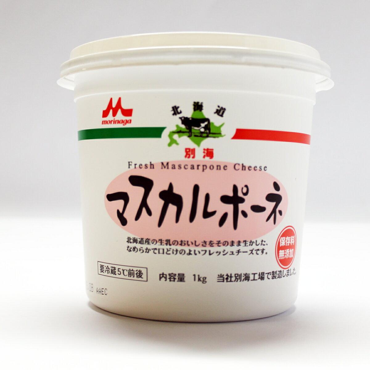 森永乳業『北海道マスカルポーネ 1kg』