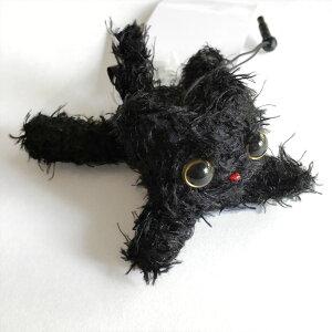 CAT.CAT.CAT!【猫のぬいぐるみ】スマホピアス飛行猫