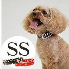 犬 首輪 ASHU サイドループレザーカラー SSサイズ