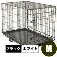 犬 ケージ 折り畳みできるペットケージ Mサイズ 【小・中型犬用】【全国送料無料】