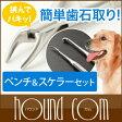 【予約販売1月末発送予定】愛犬・愛猫用歯石取りペンチとスケラーセット5P13oct13_b【RCP】