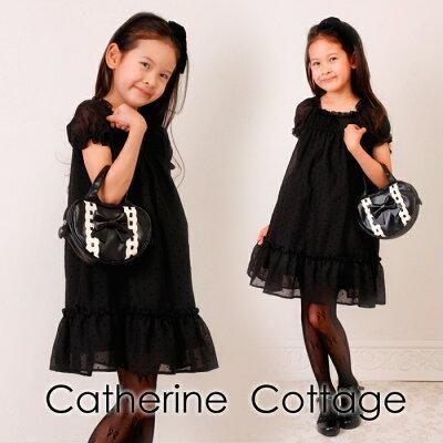 0125766534163 女の子 ハートフロッキーワンピースドレス 女の子ワンピース 子ども ...