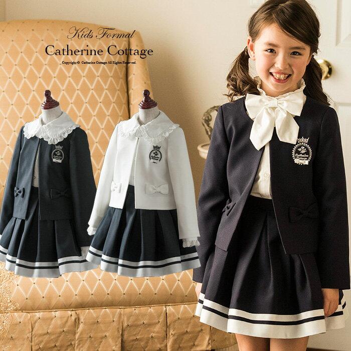 【楽天市場】入学式 女の子 ノーカラーお嬢様アンサンブル ...