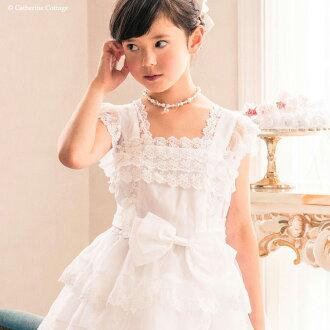 Romantic Lace&Organdie Dress[fs01gm]