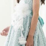 2WAYコサージュ コサージュ ヘアクリップ 安全ピン 大輪の白い花フォーマル ヘアアクセサリー ヘッドドレス バラ ローズ 髪飾り 結婚式 発表会 コンクール パーティー 子供ドレス 袴 着物 和装 ドレス