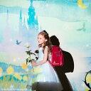 ランドセル 女の子 2018年 リトルシンデレラ ランドセル スタイリッシュノーブル キャサリンコテージの ランドセル 女の子 刺繍 日本製 2018年モデル クラリーノ A4フラットファイル対応 赤 ピンク 水色 紫 茶 ブラウン A4対応 [YKKS2] [SSP]送料無料