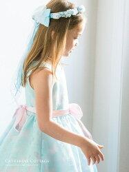フラワーティアラ【送料無料】アクセサリーエレガントローズフラワーティアラ[子供結婚式女の子フラワーガールヘアアクセサリーフラワークラウン花冠リングガールブライダルウェディング子供ドレスに合わせて楽天通販]
