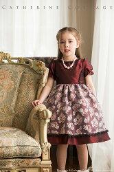 子供ドレスモデル画像ラベンダー