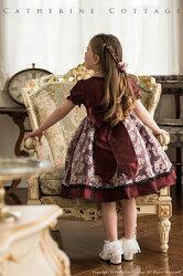 子供ドレスモデル画像ライラック
