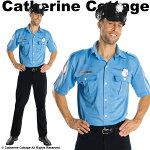 ハロウィン衣装コスチューム警官