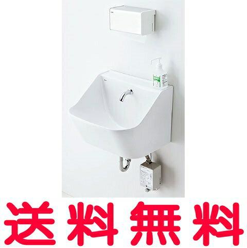 INAX【L-A101MC】病院スタッフ用手洗器 単水栓 アクエナジー 壁排水 ぺ-パーホルダー イナックス リクシルLIXIL【セルフリノベーション】:おしゃれリフォーム通販 せしゅる