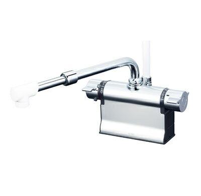 【全品送料無料】KVK デッキ形サーモスタット式シャワー 【KF3011ZTSJ】[新品]【RCP】【NP後払いOK】:おしゃれリフォーム通販 せしゅる