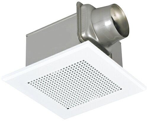 三菱換気扇VD-13ZT12ダクト用換気扇天井埋込形(ACモーター搭載)浴室・トイレ・洗面所用ステンレスボディ(旧品番:VD-1