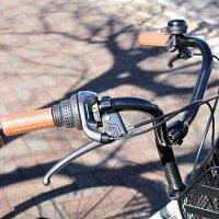 【送料無料】【CL-08A】カラー軽快車6sママチャリシティサイクル6段変速付LEDオートライト装備26軽快6段変速自転車自転車安全整備士が点検、整備して組立するので安心安全届いたらすぐ乗れる状態です!26インチ