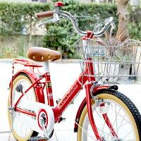 【送料無料】キッズバイク(補助付)子供自転車シティサイクル子供用自転車自転車安全整備士が点検、整備して組立するので安心安全届いたらすぐ乗れる状態です!自転車キッズ