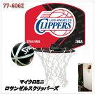 マイクロミニボードロサンゼルスクリッパーズ(77-606Z)バスケットボール[SPALDING]スポルディング