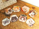 猫顔がまぐちコインケース 全8種 送料無料