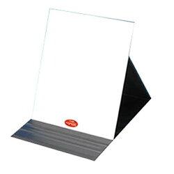 【即納】スタンドミラー卓上ミラー折立ミラーエコ[LL]コスメ/化粧鏡/持ち運び/人気/プレゼント/HP-52[鏡]角型ナピュアミラープロモデル鏡かがみ卓上鏡角度調整付特許毛穴シミシワメイクプロ使用折りたたみ堀内鏡工業