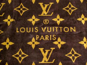 LOUIS VUITTON 大判ビーチタオル M72364 モノグラム ブラウンルイヴィトン LV ドラドゥバンモノグラムクラシック:セレクトショップ Cavallo