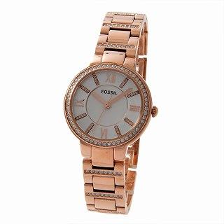 フォッシル FOSSIL ES3284  バージニア レディース 腕時計【r】【新品/未使用/正規品】