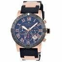 サルバトーレ・マーラ Salvatore Marra SM18118-PGBK メンズ 腕時計 クロノグラフ【r】【新品・未使用・正規品】
