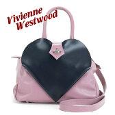 ヴィヴィアンウエストウッド VivienneWestwood バッグ レディース トートバッグ ハート アンティークローズ 6409V JUST HEART ANTIQUE ROSE