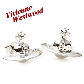 Vivienne Westwood (VivienneWestwood) piercing mens Womens solid ORB earrings silver SOLID ORB EARRINGS SILVER