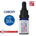 【送料無料】【CANOVY100 CBDオイル ( オリーブ...