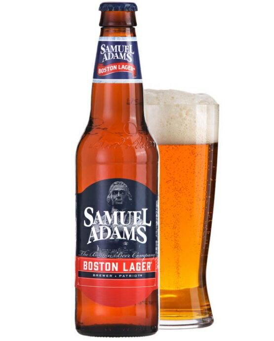サミエルアダムス『ボストンラガー ビール』