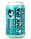【ケース販売】【送料無料】ブリュードッグ パンク IPA(缶)(330...