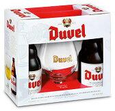 デュベル ビール 2本セット (専用グラス付き) 【のし対応可】