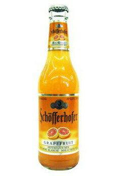 <賞味期限2020年11月2日の為、特価品!> シェッファーホッファー グレープフルーツ ビール 2.5% 330ml フルーツビール