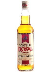 <ハイボールにおすすめ!> スコティッシュ ロイヤル スコッチウイスキー 40% 700ml