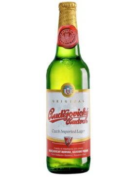 <輸入元、在庫過多の為、特価品!!> ブドバー(バドバー) ピルスナー ビール (瓶) 5.0% 330ml チェコ ピルスナータイプ <*賞味期限2020年11月17日の商品>