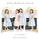 『≪エリーゼ≫ワンピースドレス(GD-018)』 キッズドレス、女の子、 ワンピース、 フォーマルドレス、 発表会、 結婚式、 ピンク、 ブルー、 80・90・100・110・120・130・140・150 【CC-Princess】