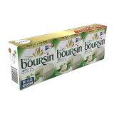 ブルサン フレッシュフレーバー チーズ ガーリックハーブ 100g×3 bouesin Garic & Herb